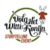 Storytellingevent Volg het witte konijn.