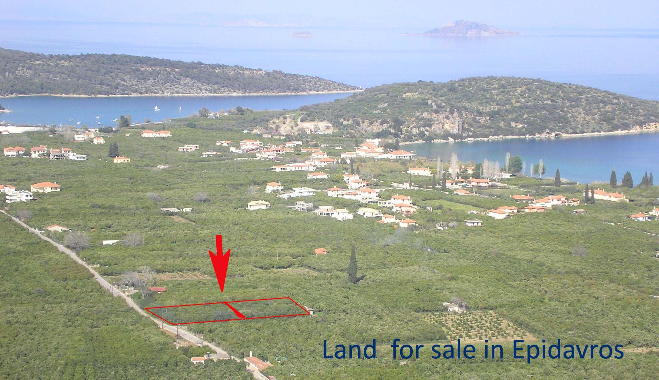 land for sale Epidavros