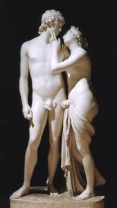 Aphrodite en Adonis